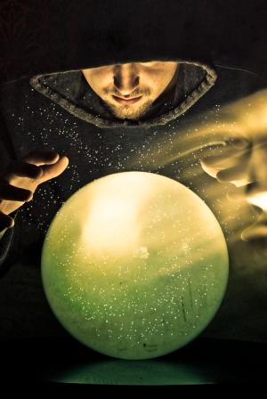 The Wizard por Sean McGrath