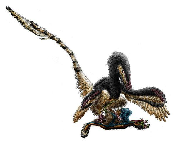 963px-velociraptor_restraining_an_oviraptorosaur_by_durbed