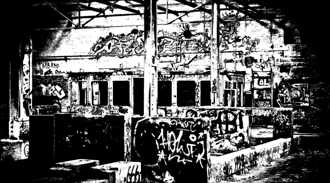 Metródia #1: Lixão & Neon